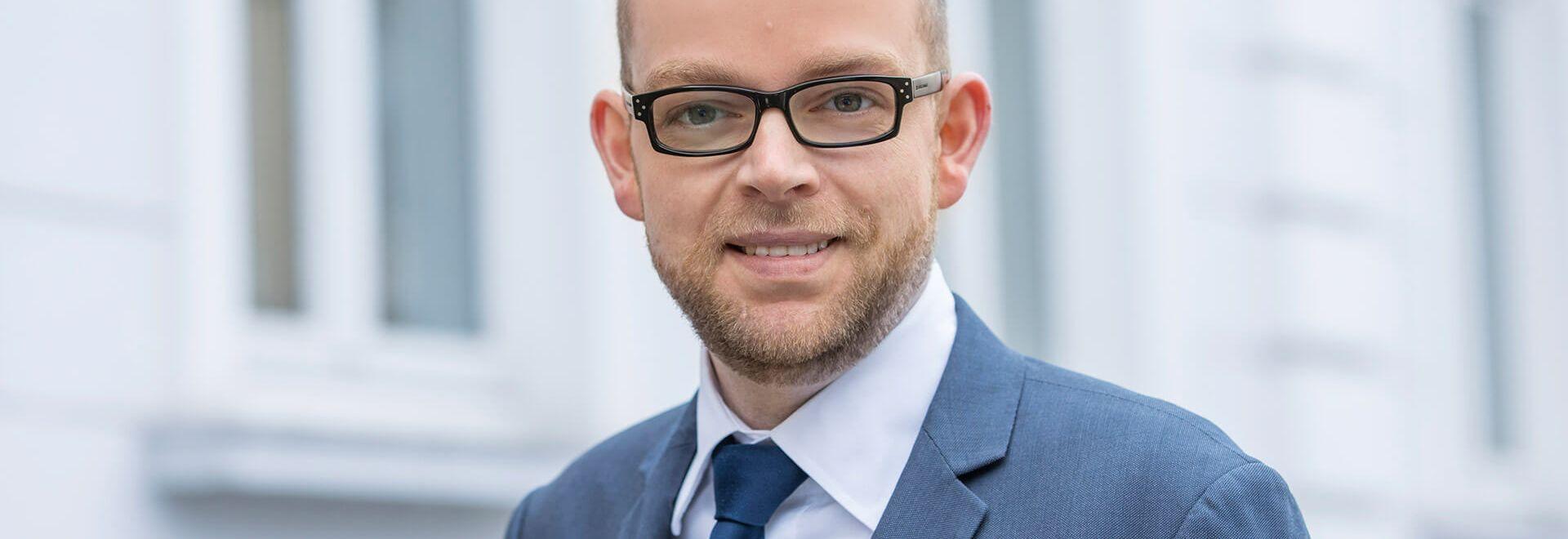 Rechtsanwalt Christopher Bartel