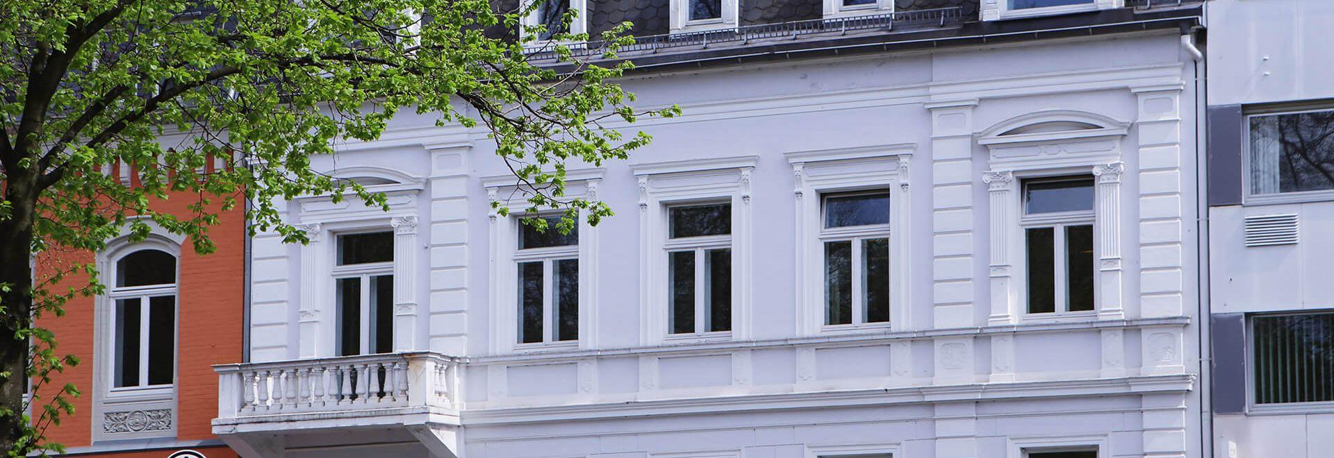 Fassade Paulinenstraße 37